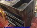 厂家低价出售实木家具老榆木简约元宝凳凹面凳实木小板凳马鞍凳