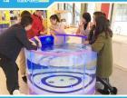 达州透明钢化玻璃游泳池生产厂家 萌贝湾