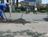 松江九亭化粪池清理抽粪 污水管道清理 沪松公路污水管道清理