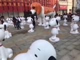 安徽铜陵卡通模型出租 池州卡通雕塑租赁