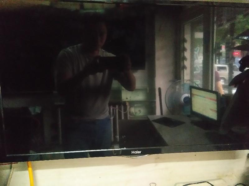 个人出售海尔32寸液晶电视