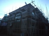 嘉定城区 钢管脚手架 内外墙搭建