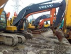 昆明二手挖掘机出售市场转让沃尔沃210和240和290等等