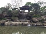 长期专业设计制作塑石假山 假树 仿木凉亭栏杆花架生态园