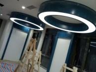 克拉玛依透光膜吊顶喷绘膜材料安装