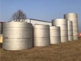 轉讓二手4噸不銹鋼儲罐 二手不銹鋼儲酒罐 歡迎咨詢