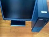 联想台式电脑,主机 显示器,上海市区可上门安装