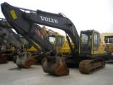 沃爾沃210 240和360 460等新款二手挖掘機低價出售