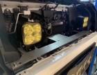 新款普拉多LC150中网内置灯架 北美黄光辅助射灯