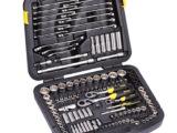 供应史丹利工具150件机械组合工具套装94-181-22五金工具