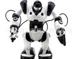 红外线遥控机器人 可编程声控 智能机器人玩具