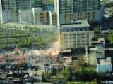 好久不见,市政重点项目爆破施工,狂欢活动已开启