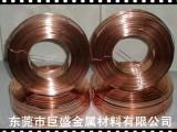 铜线加工厂,专业压扁加工铜线材
