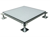 防静电地板的hpl贴面和pvc贴面的区别-扬红静电地板
