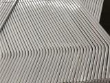 周界报警铝型材电子围栏L型铝杆 脉冲张力电子围栏中间杆过线杆