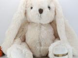 厂家直销卡通大耳朵狗毛绒玩具 可爱长毛绒小狗公仔 吉祥物礼品