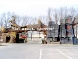 邯郸假山制作厂家 水泥假山设计 千层石假山设计 假山喷泉