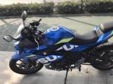 鈴木GSX250RABS藍色公路賽車