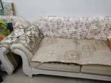 黄杨木简欧沙发