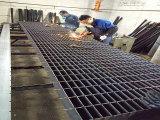 厦门热镀锌钢格栅板规格 钢格板