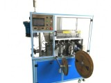 JR-820全自动散装/带装保险丝/电阻/二极管穿套管成型机