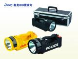 HID强光手电筒 手提式探照灯 搜索灯 调光手电 军用手电筒 勘