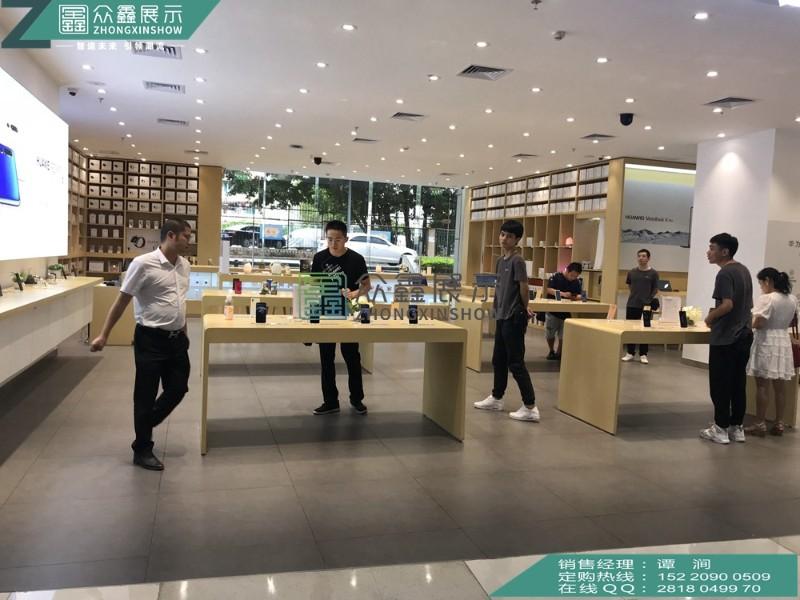 华为3.5新款手机柜 2019原厂华为配件柜 智能家居高柜