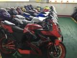 摩托车跑车专卖店:150-350CC分期付款0元购