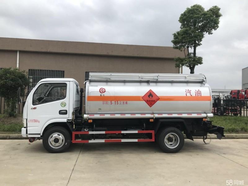 厦工楚胜(湖北)专业油罐车生产厂家常年现车低价销售