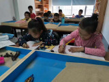 沙盘作文课程让学生在兴趣中学习南京加盟咨询