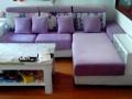 转让 双人+左贵妃多功能沙发一套 两边带抽屉和储物