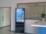楼宇广告机42寸高清高亮广告机 竖式广告