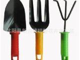 销售迷你三件套 园艺铲子、耙子、小铲 家庭种花栽种松土必备工具