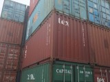 批發出售回收二手鐵皮集裝箱保溫集裝箱冷藏冷庫集裝箱