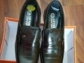 全新男皮鞋
