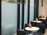 磨砂玻璃贴膜透光不透明装饰办公室贴纸镂空刻字即时贴