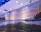 创意墙绘、主题墙绘、个性设计、3D墙绘