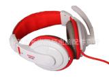 声籁KX200 电脑耳机 头戴式耳机 游戏耳机带麦克风 语音耳机