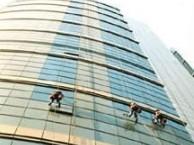 常熟盛平保洁公司专业开荒保洁外墙清洗高空幕墙玻璃清洗