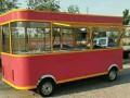 德州利凯餐车多功能流动小吃车工及销售