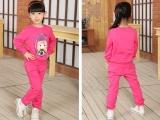 童装批发厂家直销便宜地摊货源儿童衣服装中大童秋装卫衣