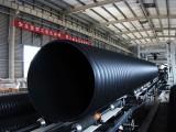 建筑排污塑料管 钢带螺旋波纹管