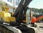 转让 挖掘机沃尔沃二手挖掘机出售转让手续齐全