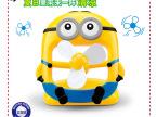 创意小黄人风扇迷你充电风扇USB卡通小风扇儿童卡通风扇批发