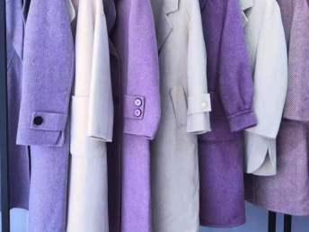 大牌双面羊绒大衣品牌折扣女装直播货源批发