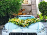 邻水县顺源婚车租车公司玛莎拉蒂总裁