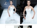 金色米兰时尚婚纱照外地顾客专享,11款明星婚纱任选