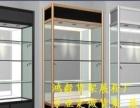 厂家定做各种木制烤漆货架展柜吧台钛合金展柜仓储货架