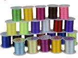 义乌昶华 厂家直供 优质进口氨纶弹力线 手工DIY饰品配件 穿珠