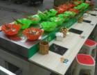 大理小火锅自动回转传送带 大理旋转寿司设备优惠卖